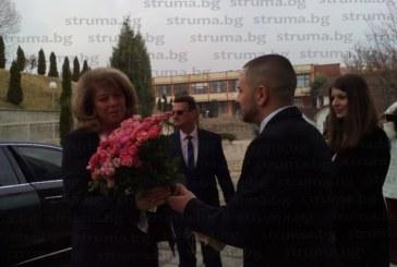 Вицепрезидентът Ил. Йотова на среща със студенти в ЮЗУ: Започва обществено обсъждане на промени в Закона за българското гражданство, опростява се процедурата за искащите да учат в България