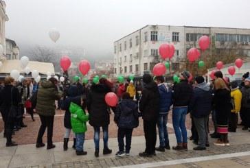 Заместник-кметът Христина Шопова поздрави хората с увреждания по повод 3 декември