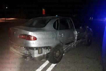 Двама пострадали при верижната катастрофа на пътя Разлог-Банско
