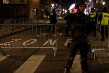 Кървавата вечер в Страсбург /СНИМКИ/