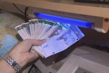 Бум на фалшиви банкноти по празниците
