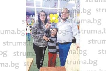 Синчето на бившия служител в Разплащателна агенция – Благоевград Валентин Бошкилов отбеляза 7-ия си рожден ден с щуро детско парти