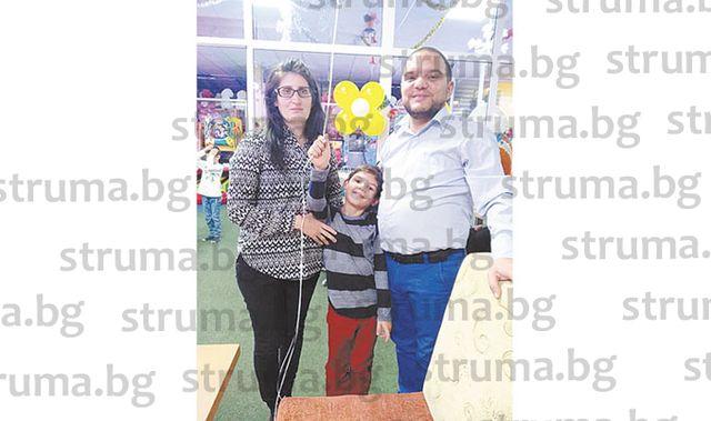 Синчето на бившия служител в Разплащателна агенция - Благоевград Валентин Бошкилов отбеляза 7-ия си рожден ден с щуро детско парти