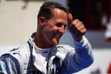"""""""Дейли Мейл"""" гръмна с новини за състоянието на Михаел Шумахер"""