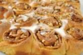 Руски кифлички с извара и орехи