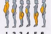 Безценни съвети за всички дами! Областта, в която качвате килограми ви казва какво да не ядете!
