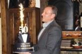 Звън на чаши и наздравици за хубав празник! Кметът на Банско почерпи за своя юбилей