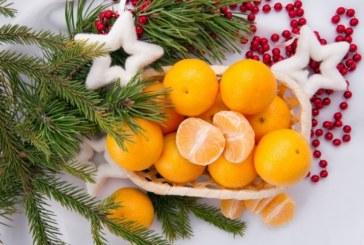 Има болести, които мандарините лекуват по-добре от хапчета