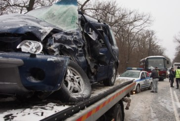 Няма опасност за живота на ранените при катастрофата край Пазарджик