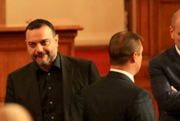 Ивайло Московски вече не е депутат