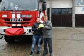 Вижте какъв подарък получи момчето, спасило възрастно семейство от пожар