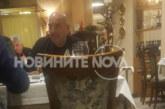 Ценко Чоков в столично заведение вместо под домашен арест /СНИМКИ/