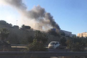 Терористична атака срещу външното министерство на Либия