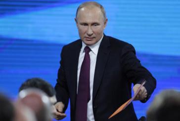 Путин идва в Сърбия през януари