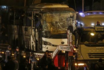 Расте броят на жертвите на бомбената атака в Египет