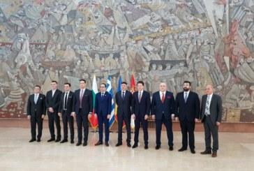 България, Гърция, Румъния и Сърбия препотвърдиха политическата подкрепа за обща кандидатурата за домакинство на Мондиал 2030