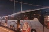 """Читатели на struma.bg сигнализират: На ГКПП """"Калотина"""" е ад! Митнически капан заклещи автобуси с екскурзианти"""