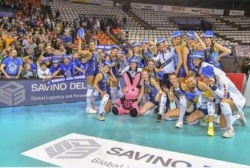 Супер Ели от Дупница с първа победа в Шампионска лига