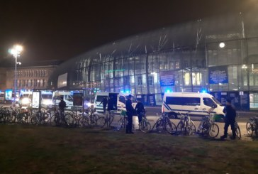Евакуираха гарата в Страсбург след съобщение за бомба
