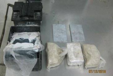 Арестуваха на митницата наркотрафикант от Благоевград, колата му фрашкана с хероин и амфетамини
