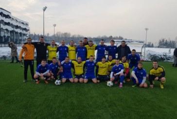 Склаве приключи полусезона с победа над Долна Диканя в базата на футболните национали в Бояна