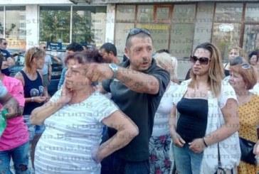 """СЛЕД ЕКШЪНА НА УЛ. """"СВОБОДА"""" В БЛАГОЕВГРАД! Съдят 76-годишния ексвоенен Радой Тодоров за смъртта на Кольo Мишкаро,причинена от удар с плочка"""