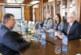 Ирландският посланик Майкъл Форбс на посещение в Банско