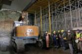 Почнаха тунела на метрото с топла връзка до гара за Перник