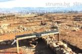 В петък стартира консервацията на археологическите находки край с. Покровник
