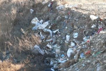 Екип на РИОСВ – Благоевград задължи община Гърмен да почисти нерегламентираното сметище