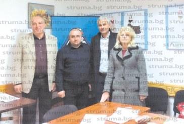 Директорът на Благоевградската професионална гимназия А. Драгоев оглави общинската структура на съюза на работодателите, С. Биров се отказа от трети мандат