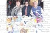 Бившият ревизор Г. Кацарски събра приятели на трапеза за юбилей