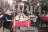 """Първокурсници от специалностите """"Медицинска сестра"""" и """"Акушерка"""" празнуваха край Благоевград"""