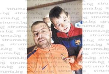 """Старшията на """"Пирин"""" /Рз/ Хр. Джоджов и синът му Веско се обзаведоха с екипи на любимия """"Барса"""" и изгледаха победата над """"Виляреал"""""""