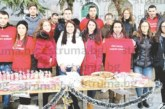 PR студентите от ЮЗУ събраха над 1300 лв. за децата от преходното жилище в Благоевград