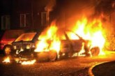 Огнен инцидент в Петричко! Автомобил пламна като факла