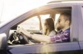 Кое е най-безопасното място в колата