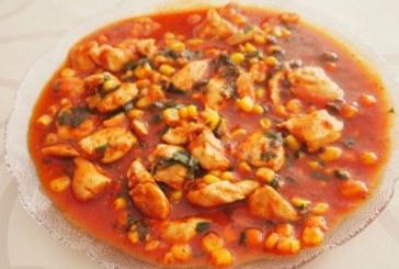 Пиле по мексикански