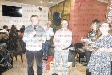 Екипите на 4 училища в Гоцеделчевско празнуваха на общ дансинг