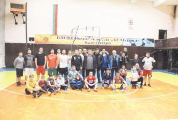 Баскетболисти от Югозапада финишираха годината с мачове и банкет за 6-и път в Кюстендил