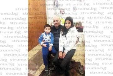 ВУЛКАНИЧНА КОЛЕДА! Семействата на бившия благоевградски ромски кмет В. Радев, виртуоза Р. Адамов и още 20 разложки фамилии се отърваха с уплаха от труса след изригването на Етна
