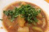 Постна картофена яхния