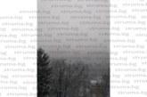 Сняг на парцали се сипе над Благоевград