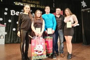 Моника Ангелова тушира опонентите си за Спортист №1 на Спортното училище в Кюстендил