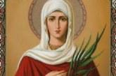 В неделя почитаме Света великомъченица Анисия Солунска. Ето какво повеляват традициите!