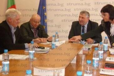 Кметът на Дупница подписа за влизането във ВиК асоциацията за област Кюстендил