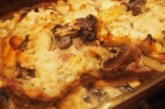 Пържоли с топено сирене на фурна