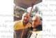 """СИЦИЛИАНСКИ МОТИВИ! Бившият ромски кмет на Благоевград В. Радев зареди българско """"Ферари"""" на """"неговата"""" бензиностанция в подножието на вулкана Етна"""