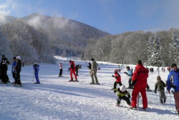 """Ски писта """"Кулиното"""" е отворена за любителите на зимните спортове"""