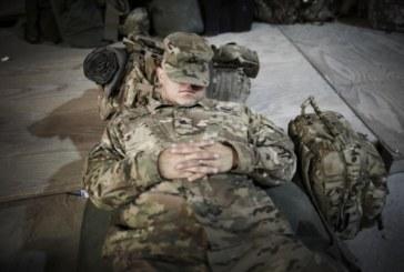 Как да заспим за 2 минути! Ефективната техника на войниците